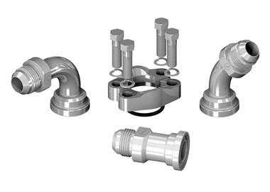 Steel and Stainless Hydraulic Tube and Pipe Fittings | World