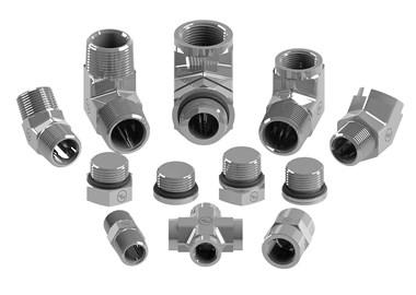 Steel and stainless hydraulic tube and pipe fittings world wide